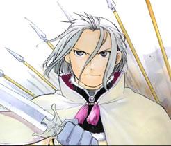 Arslan Senki - La légende héroique d'Arslan