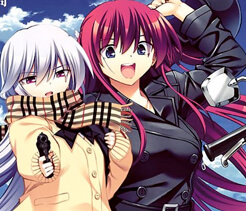 Grisaia no Kajitsu - Sanctuary Fellows