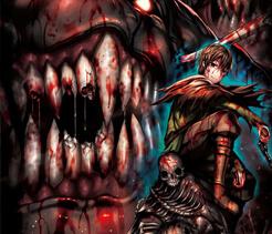 The Dungeon Seeker (Novel)