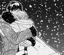 Un amour qui ressent le froid